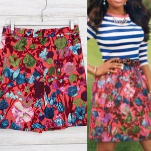 The Pencil Skirt by J. Crew Factory Bright Floral
